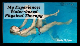 My experience with water-based physical therapy