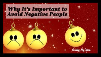 Why it's important to avoid negative people