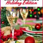 Holiday Entertaining with chronic illness