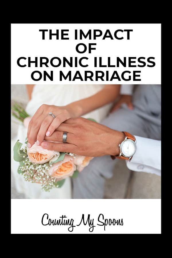 The impact of chronic illness on marriage