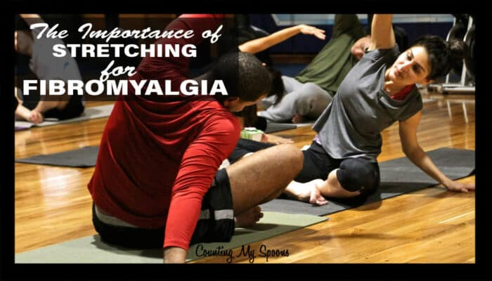 The importance of stretching for fibromyalgia