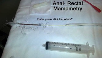Anal-Rectal Mamometry