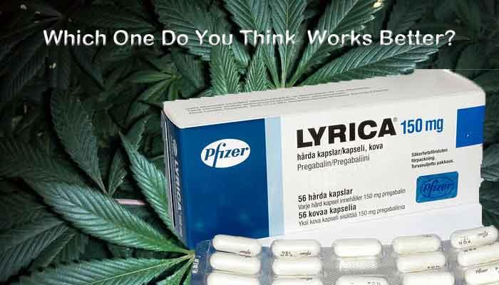 Medications for Fibromyalgia vs Marijuana
