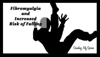 Fibromyalgia and increased risk of falling. 8 tips to help you decrease your risk of falling with fibromyalgia.