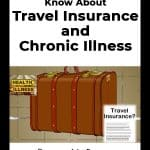 What you need to know about travel insurance and chronic illness