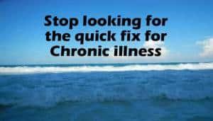 5 mistakes those with chronic illness make