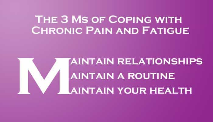 3 ms coping with chronic pain