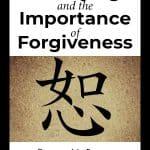 Fibromyalgia and the importance of forgiveness