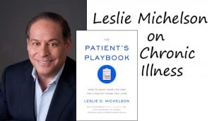 Leslie Michelson, author of The Patient's Playbook on living with Fibromyalgia and Chronic Fatigue Syndrome