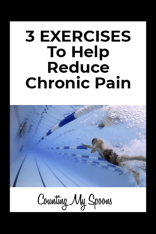 3 exercises for people who have chronic pain