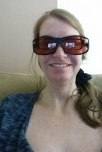 0ccdec974ce29 How wearing rose colored glasses decreased my migraines - Counting ...