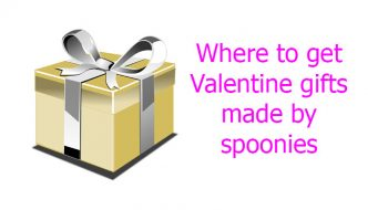 Where to get Valentine gifts made by spoonies