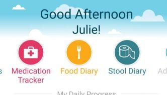 HealthStorylines Gut Health App