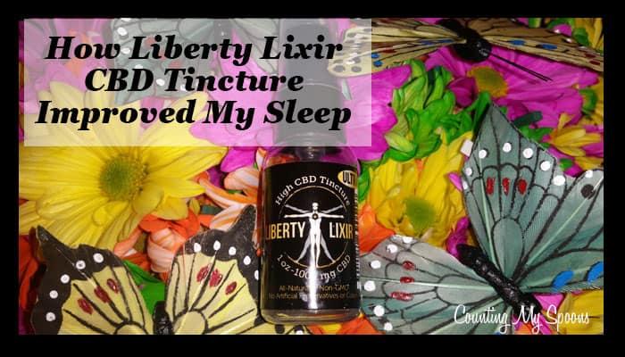 How Liberty Lixir CBD Oil Improved my sleep