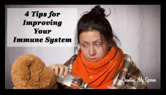 4 tips for improving your immune system