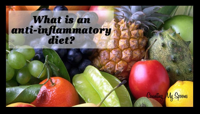 What is an anti-inflammatory diet? And how can it help improve symptoms of chronic illness?
