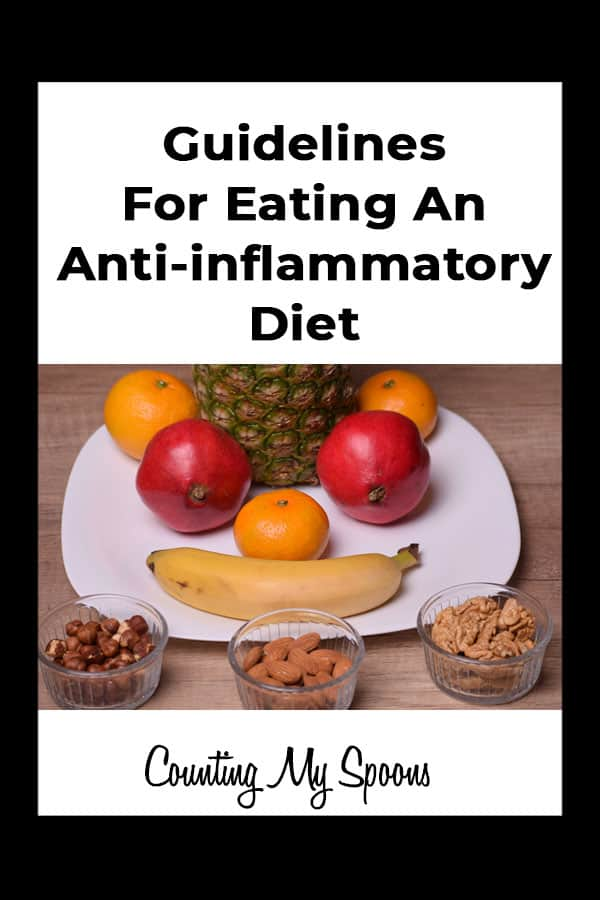 The guidelines for eating an anti-inflammatory diet - and why you should.