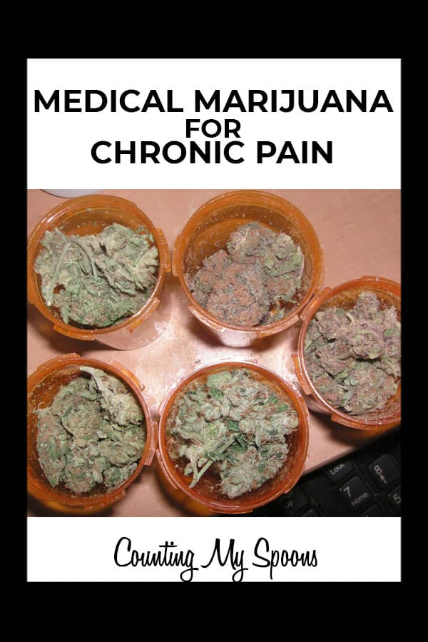 Medical Marijuana and Chronic Pain