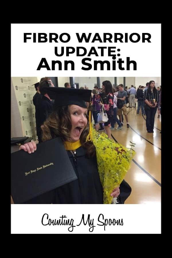 Fibro Warrior Update with Ann Smith