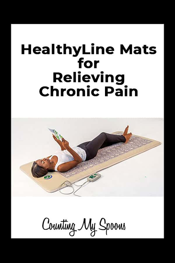 HealthyLine mats for relieving chronic pain