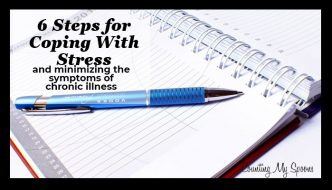 6 steps for coping with stress and improving your Fibromyalgia symptoms