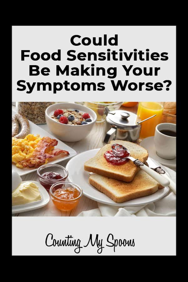 Could food sensitivities be making your symptoms worse?