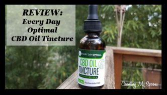 Review: Every Day Optimal CBD Oil Tincture