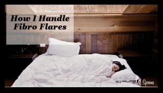 How I shorten fibro flares