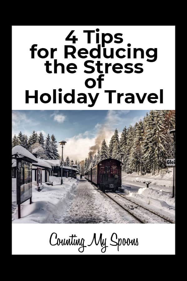 4 Tips for Reducing the Stress of Holiday Travel