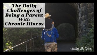 Handling the daily challenges of being a parent with chronic illness