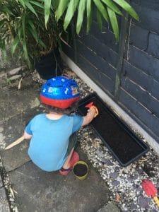 As children grow their needs change