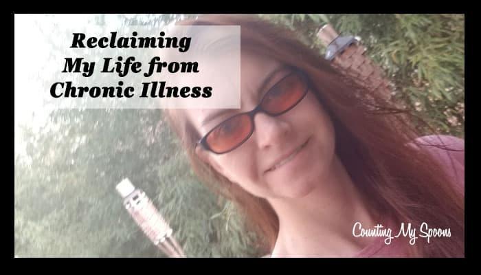 How I reclaimed my life from chronic illness
