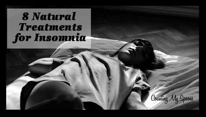 8 Natural Treatments for Insomnia