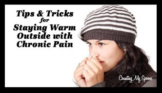 Tips & Tricks for staying warm outside when you have chronic pain