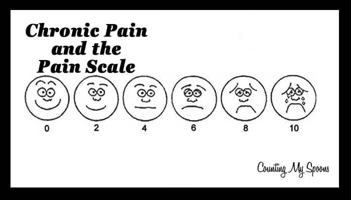 The Chronic Pain Scale: Communicating Your Chronic Pain
