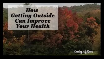 How getting outside among the trees can improve your mental and physical health
