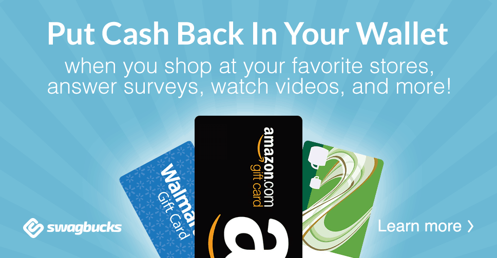 Join Swagbucks!