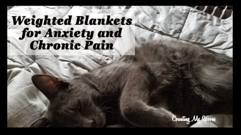 weighted blankets for anxiety and chronic pain