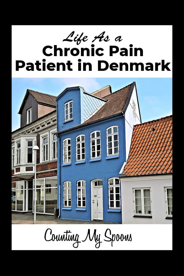 Life as a chronic pain patient in Denmark