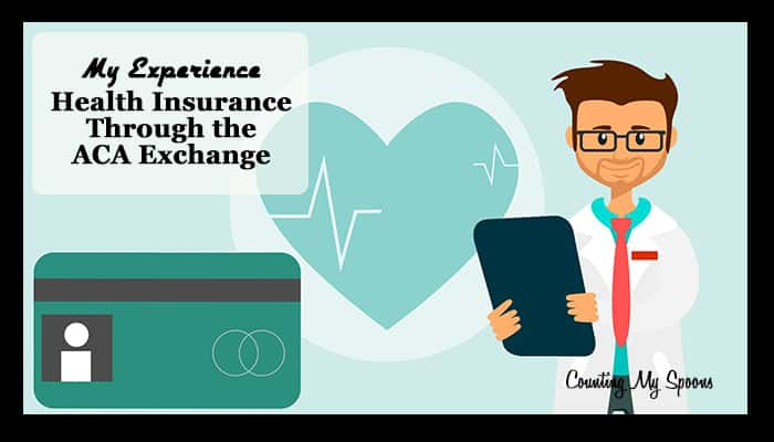 My experience with insurance through the ACA exchange