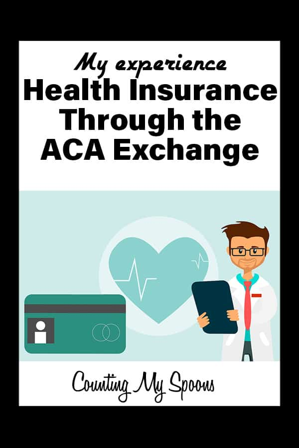 My experience with health insurance through the ACA exchange