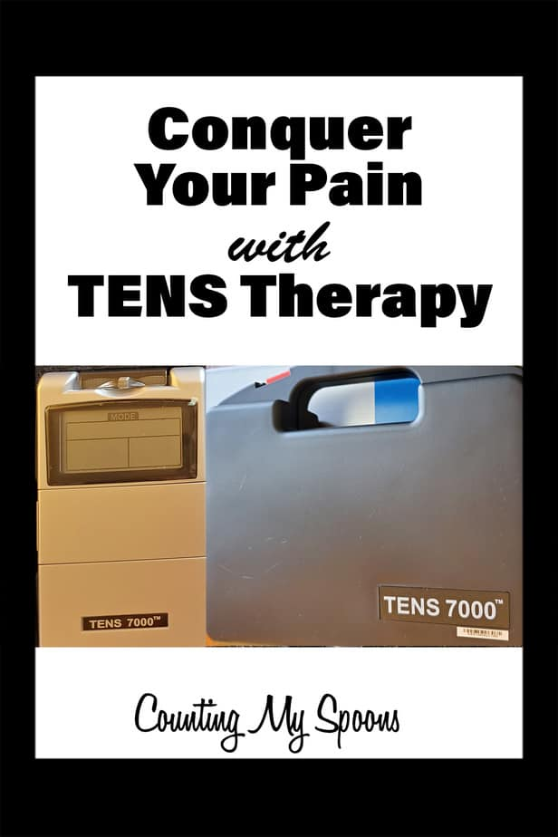 Conquer your pain with TENS Therapy