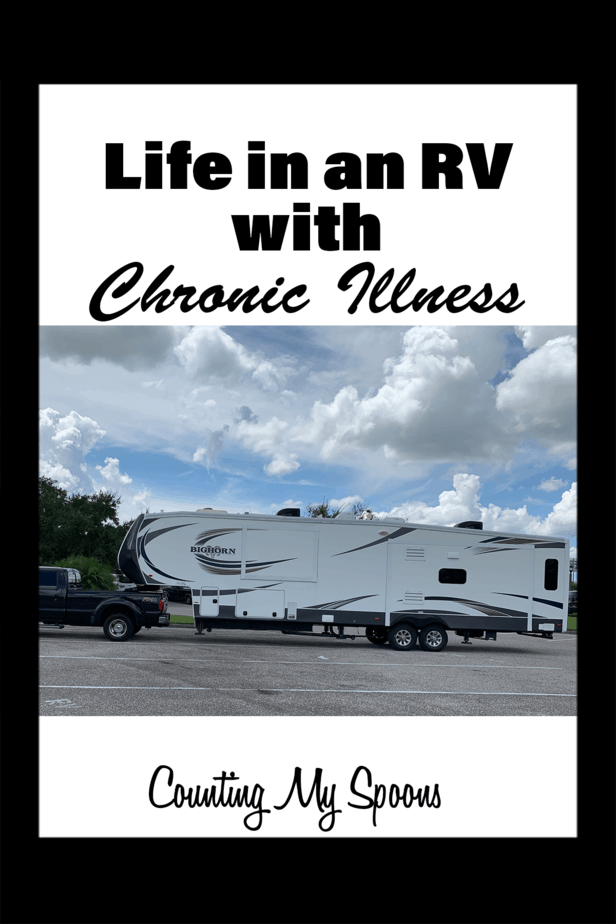 Life in an RV with chronic illness